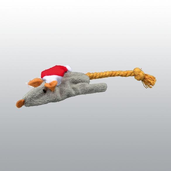jouet chat noel